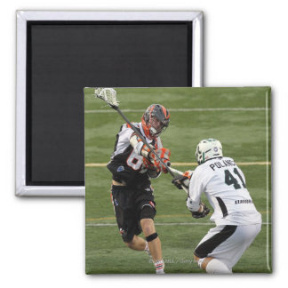 UNIONDALE, NY - AUGUST 06:  Terry Kimener #61 2 Fridge Magnet