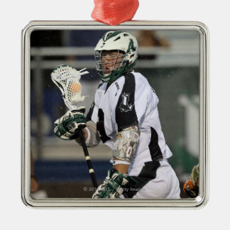 UNIONDALE, NY - AUGUST 06:  Tim Goettelmann #9 2 Christmas Ornament
