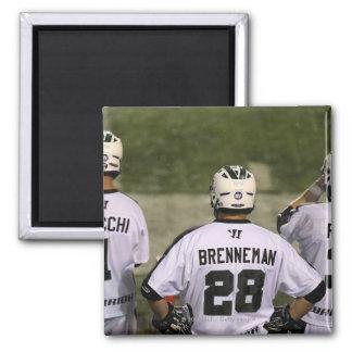 UNIONDALE NY - AUGUST 06 Zack Brenneman 28 Magnet