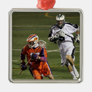 UNIONDALE, NY - AUGUST 13:  Brodie Merrill #17 2 Christmas Ornament