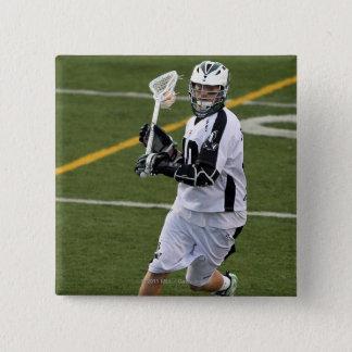 UNIONDALE, NY - AUGUST 13:  Matt Danowski #40 6 15 Cm Square Badge