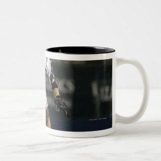 UNIONDALE, NY - JULY 16: Adam Rand #3 Coffee Mugs