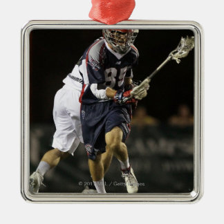 UNIONDALE, NY - JULY 16:  Mitch Belisle #85 Silver-Colored Square Decoration