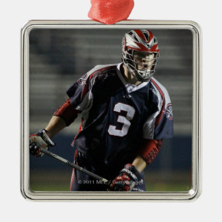 UNIONDALE, NY - JULY 16:  Pat Heim #3 2 Christmas Ornament