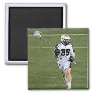 UNIONDALE, NY - JULY 28:  Parker McKee #35 Square Magnet