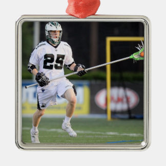 UNIONDALE, NY - JUNE 03:  Brian Karalunas #25 2 Christmas Ornament