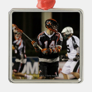 UNIONDALE, NY - JUNE 03: Drew Westervelt #14 Christmas Ornament