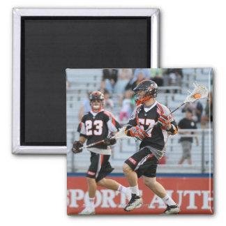 UNIONDALE, NY - JUNE 03:  Peet Poillon #57 2 Square Magnet