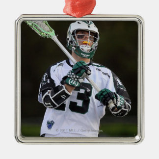 UNIONDALE, NY - JUNE 03:  Stephen Berger #13 4 Christmas Ornament