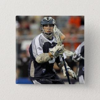 UNIONDALE, NY - JUNE 16:  Alex Smith #5 15 Cm Square Badge