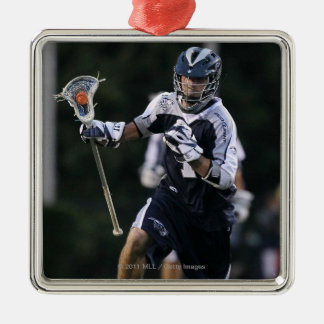UNIONDALE, NY - JUNE 16:  Steven DeNapoli #7 3 Christmas Ornament