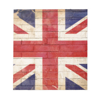 unionflag notepads