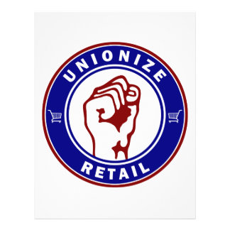 Unionize Retail Personalized Flyer