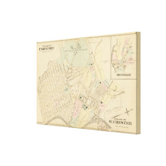 Unionport, W Chester, New York Canvas Print