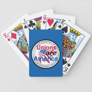 Unions Labor Card Decks