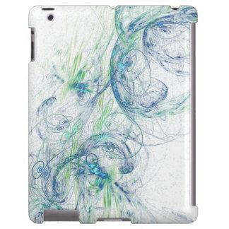 UniqAbstrakt Fractal iPad Case