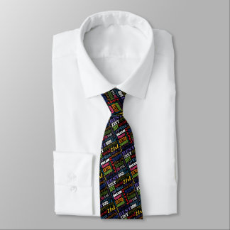 Unique 21st Birthday Party Personalized Gifts Tie