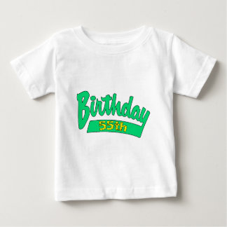 Unique 55th Birthday Gifts Tshirt