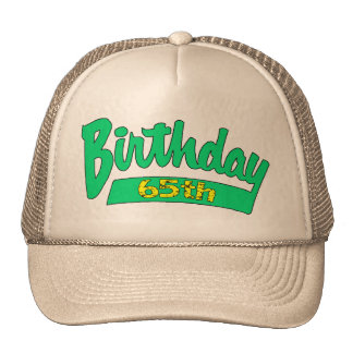 Unique 65th Birthday Gifts Hats