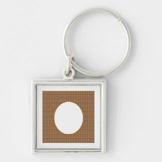 Unique AAA Rated - Acrylic Designer white moon Key Chain