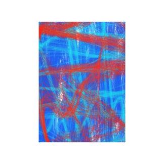 Unique Abstract Canvas Print