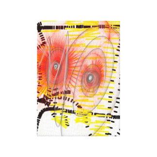 Unique Abstract Digital Canvas Prints