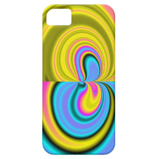 Unique abstract pattern case for the iPhone 5