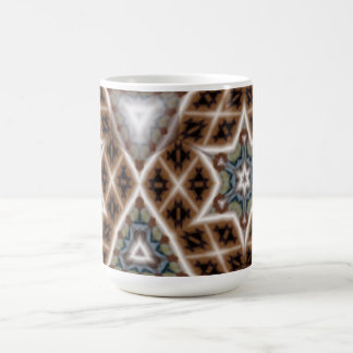 unique abstract pattern coffee mugs