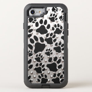 Unique Abstract Pattern OtterBox Defender iPhone 8/7 Case