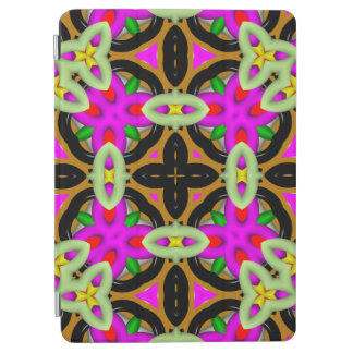 Unique abstract trendy pattern iPad air cover