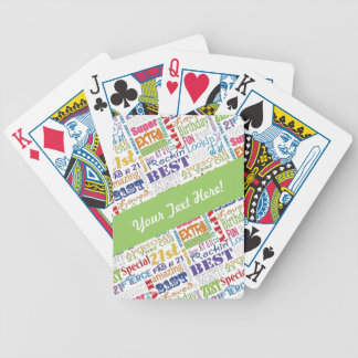 Unique And Special 21st Birthday Party Gifts Bicycle Playing Cards