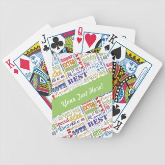 Unique And Special 40th Birthday Party Gifts Bicycle Playing Cards