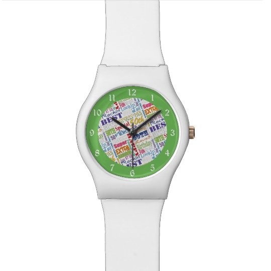 Unique And Special 50th Birthday Party Gifts Watch