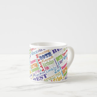 Unique And Special 80th Birthday Party Gifts Espresso Cup