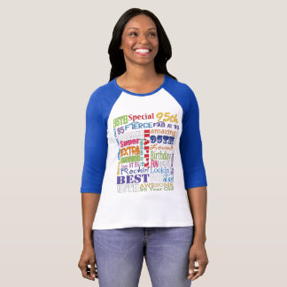 Unique And Special 95th Birthday Party Gifts T-Shirt