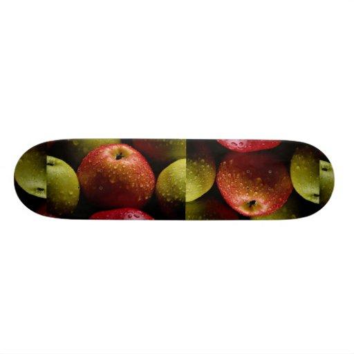 Unique Apples Skateboard Deck