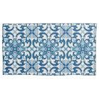 Unique Azulejo Fleur De Lis Pillowcase