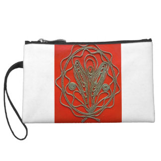 Unique Bagettes Bag Wristlet Purse