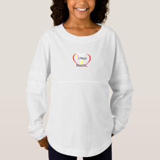 """Unique & Beautiful"" Jersey Shirt"