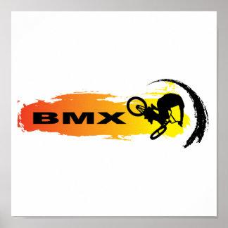 Unique BMX Poster