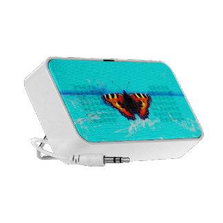 Unique Butterfly Speaker. iPod Speakers