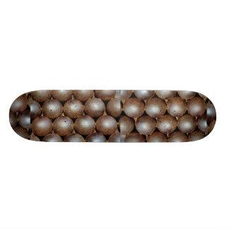 Unique Cannon balls Skate Board Decks