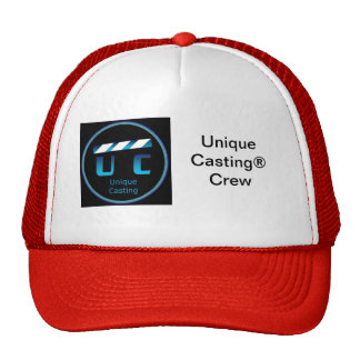Unique Casting® Official Registered Crew Hat