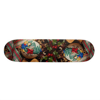Unique Child's Christmas ball Skateboard Deck