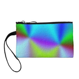 unique colorful pattern coin purses