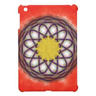 Unique colorful pattern iPad mini case