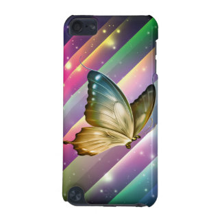 Unique colorful Summer Butterfly iPod Touch 5G Cover