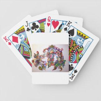 UNIQUE COLORFUL TIBET MANDALA ART CARD DECK