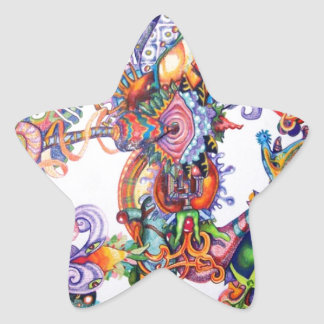 UNIQUE COLORFUL TIBET MANDALA ART STICKERS