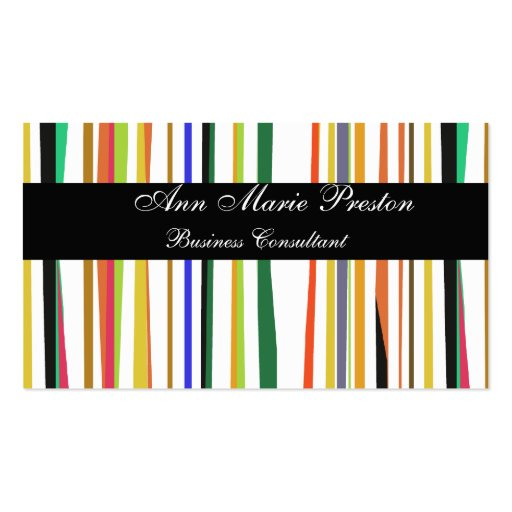 Unique Colourful Affordable Business Cards